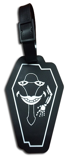 Sword Art Online - Laughing Coffin Luggage Tag, an officially licensed product in our Sword Art Online Costumes & Accessories department.