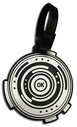 Sword Art Online - Ok Symbol Luggage Tag, an officially licensed product in our Sword Art Online Costumes & Accessories department.