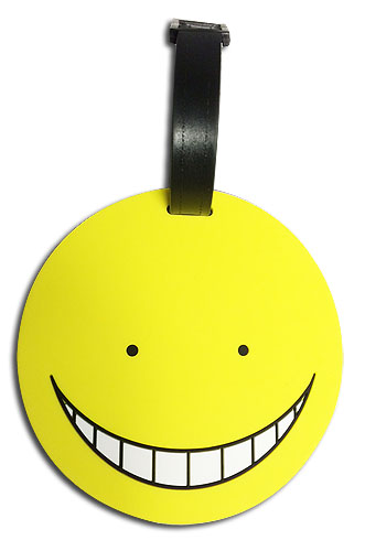 Assassination Classroom - Koro Sensei Luggage Tag, an officially licensed product in our Assassination Classroom Costumes & Accessories department.