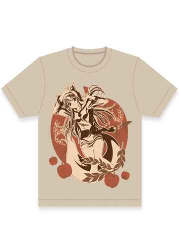 Spice And Wolf Holo T-Shirt L, an officially licensed product in our Spice & Wolf T-Shirts department.