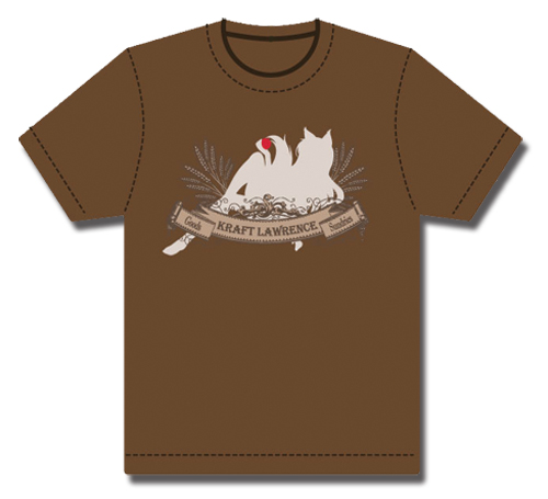 Spice And Wolf Lawrence Trade T-Shirt L, an officially licensed product in our Spice & Wolf T-Shirts department.