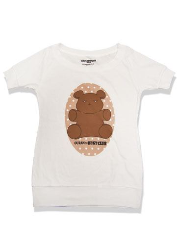 Ouran High School Host Club Bear Girl T-Shirt L, an officially licensed product in our Ouran High School Host Club T-Shirts department.