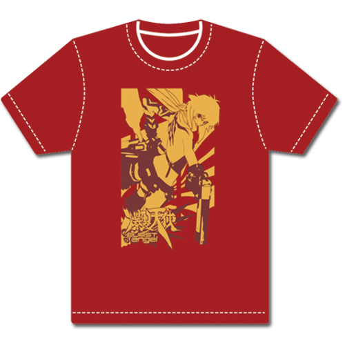 Burst Angel Jo T-Shirt L, an officially licensed Burst Angel product at B.A. Toys.