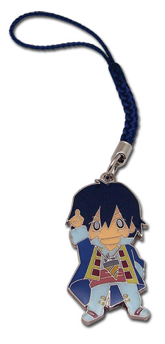 Gurren Lagann Sd Simon Cell Phone Charm, an officially licensed product in our Gurren Lagann Costumes & Accessories department.