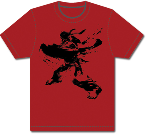 Super Street Fighter Iv Ryu T-Shirt L, an officially licensed product in our Super Street Fighter T-Shirts department.