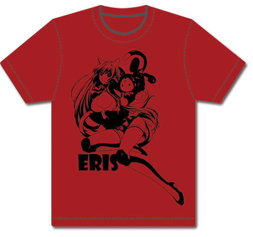 Cat Planet Cuties Eris T-shirt S, an officially licensed Cat Planet Cuties product at B.A. Toys.