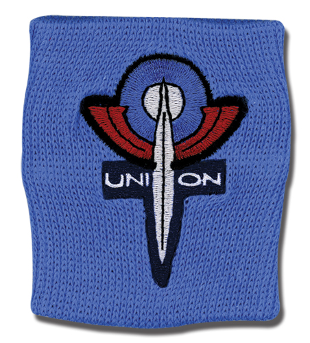 Gundam 00 Union Flag Wristband, an officially licensed product in our Gundam 00 Wristbands department.