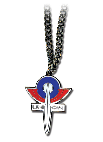 Gundam 00 Union Necklace, an officially licensed product in our Gundam 00 Jewelry department.