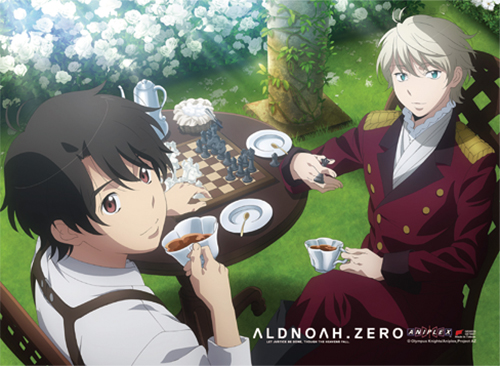 Aldnoah Zero - Group 04 Wall Scroll, an officially licensed product in our Aldnoah Zero Wall Scroll Posters department.