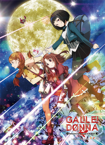 Galilei Donna - Group 03 Wall Scroll, an officially licensed product in our Galilei Donna Wall Scroll Posters department.