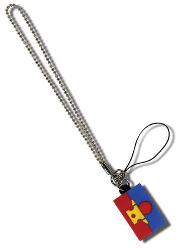 Gundam 00 Hrl Pvc Cell Phone Charm, an officially licensed Gundam Cell Phone Accessory