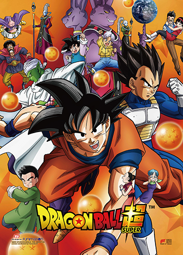 Dragon Ball Super - Key Art 02 Wall Scroll, an officially licensed product in our Dragon Ball Super Wall Scroll Posters department.