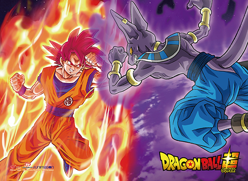 Dragon Ball Super - Battle Of Gods Group 07 Wall Scroll, an officially licensed product in our Dragon Ball Super Wall Scroll Posters department.