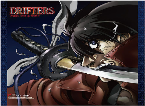Drifters - Shimazu Wall Scroll, an officially licensed product in our Drifters Wall Scroll Posters department.