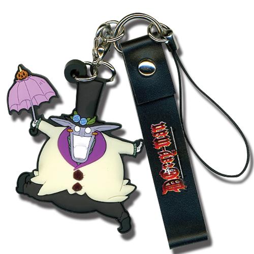 D Gray Man Millennium Earl Cell Phone Charm, an officially licensed product in our D.Gray-Man Costumes & Accessories department.