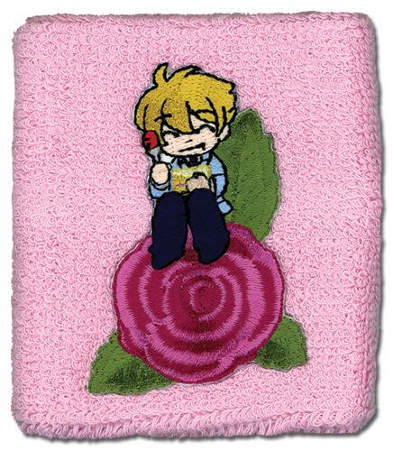Ouran High School Host Club Honey Wristband, an officially licensed product in our Ouran High School Host Club Wristbands department.