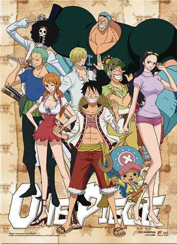 One Piece - Whole Cake Island Group 2 Wall Scroll, an officially licensed product in our One Piece Wall Scroll Posters department.