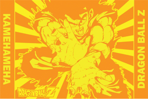 Dragon Ball Z Goku Pillow Case, an officially licensed product in our Dragon Ball Z Pillows department.