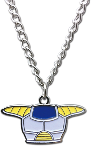 Dragon Ball Z - Vegeta Ape Necklace, an officially licensed product in our Dragon Ball Z Jewelry department.