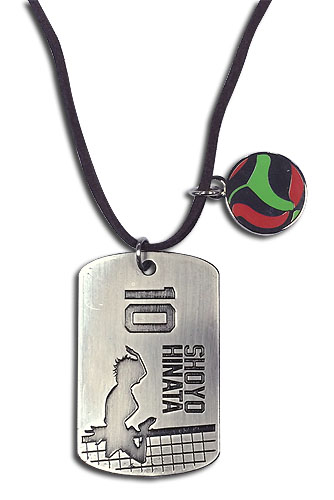 Haikyu!! - Hinata Necklace, an officially licensed product in our Haikyu!! Jewelry department.