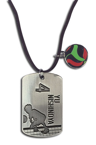 Haikyu!! - Nishinoya Necklace, an officially licensed product in our Haikyu!! Jewelry department.