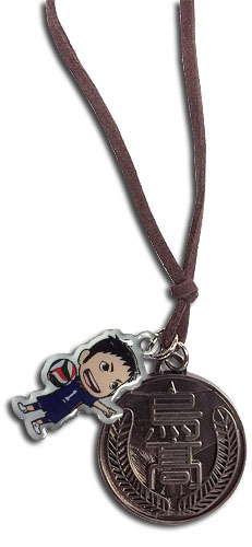 Haikyu!! - Daichi Sd & Karasuno Necklace, an officially licensed product in our Haikyu!! Jewelry department.