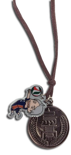 Haikyu!! - Koshi Sd And Karasuno Neecklace, an officially licensed product in our Haikyu!! Jewelry department.