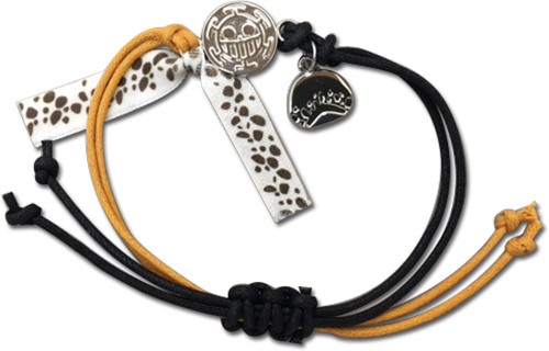 One Piece - Law New World Bracelet officially licensed One Piece Jewelry product at B.A. Toys.