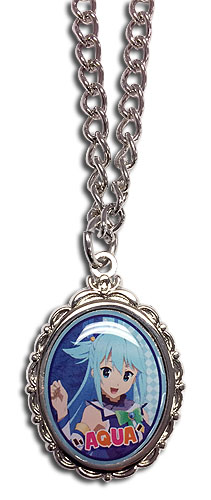 Konosuba - Aqua Necklace, an officially licensed product in our Konosuba Jewelry department.