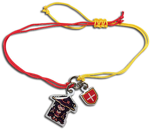 Konosuba - Megumin Pixel Bracelet, an officially licensed product in our Konosuba Jewelry department.