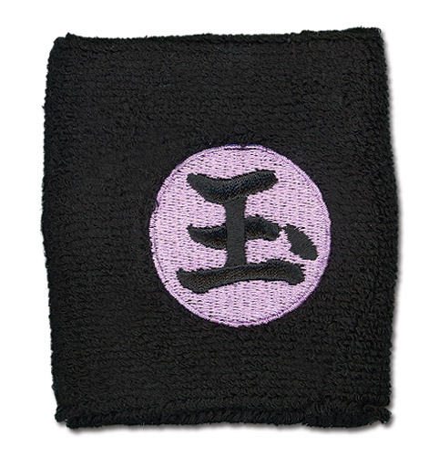 Naruto Shippuden Sasori's Symbol Wristband, an officially licensed product in our Naruto Shippuden Wristbands department.