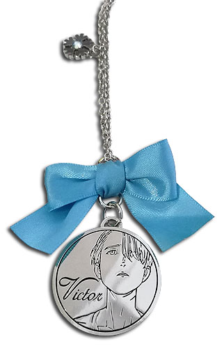 Yuri On Ice!! - Victor 01 Necklace, an officially licensed product in our Yuri!!! On Ice Jewelry department.