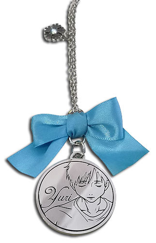 Yuri On Ice!!! - Yuri 01 Necklace, an officially licensed product in our Yuri!!! On Ice Jewelry department.