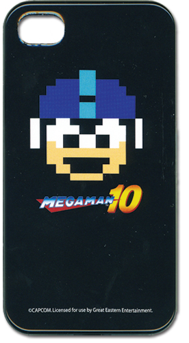 Megaman 10 Mega Man Iphone 4 Case, an officially licensed Mega Man Cell Phone Accessory