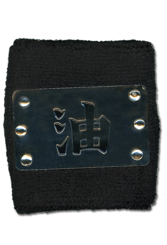 Naruto Shippuden Jiraiya Metal Wristband, an officially licensed product in our Naruto Shippuden Wristbands department.