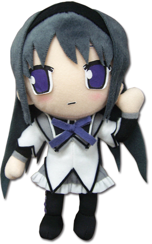 Madoka Magica Homura Plush, an officially licensed product in our Madoka Magica Plush department.