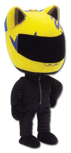 Durarara!! Celty Plush, an officially licensed Durarara!! product at B.A. Toys.
