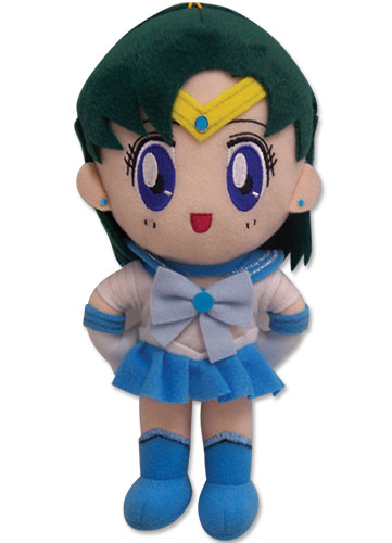 Sailormoon Sailor Mercury Plush, an officially licensed product in our Sailor Moon Plush department.