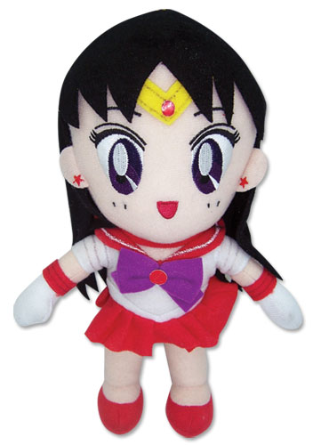 Sailormoon Sailor Mars Plush, an officially licensed product in our Sailor Moon Plush department.