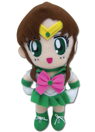 Sailormoon Sailor Jupiter Plush, an officially licensed product in our Sailor Moon Plush department.