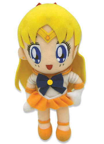 Sailormoon Sailor Venus Plush, an officially licensed product in our Sailor Moon Plush department.