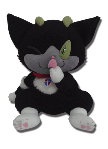 Blue Exorcist Kuro Plush 10, an officially licensed Blue Exorcist product at B.A. Toys.