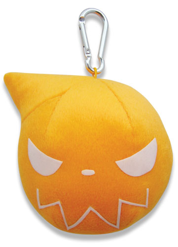 Soul Eater Logo Plush Clip officially licensed Soul Eater Plush product at B.A. Toys.