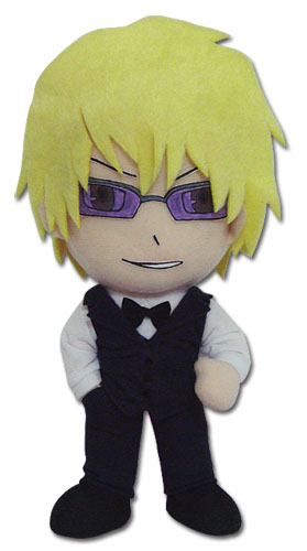 Durarara!! Shizuo Plush officially licensed Durarara!! Plush product at B.A. Toys.