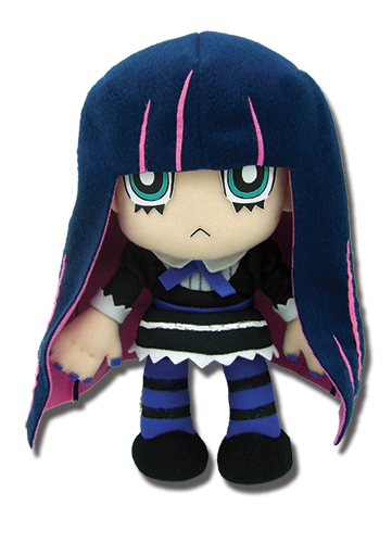 Panty & Stocking Stocking Stocking Plush officially licensed Panty & Stocking Plush product at B.A. Toys.