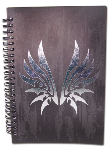 Tsubasa Wing Icon Notebook, an officially licensed product in our Tsubasa Stationery department.