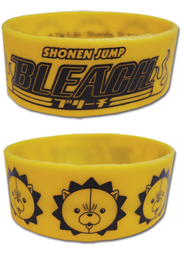 Bleach Kon Pvc Wristband, an officially licensed Bleach product at B.A. Toys.