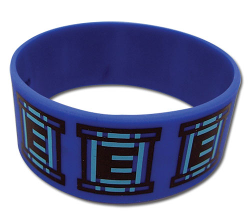 Megaman 10 E-Tank Pvc Wristband officially licensed Mega Man Wristbands product at B.A. Toys.