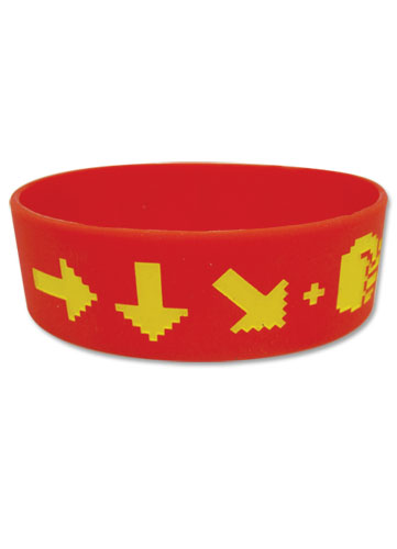 Street Fighter Ssfiv-Shoryuken Wristband, an officially licensed product in our Street Fighter Wristbands department.