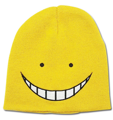 Assassination Classroom - Koro Sensei Beanie, an officially licensed product in our Assassination Classroom Hats, Caps & Beanies department.